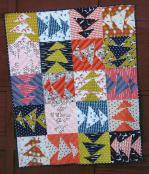 Monkey Business quilt sewing pattern from Abbey Lane Quilts 2