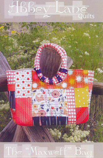 The Maxwell Bag sewing pattern from Abbey Lane Quilts