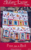 Free as a Bird quilt sewing pattern from Abbey Lane Quilts