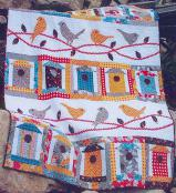 Free as a Bird quilt sewing pattern from Abbey Lane Quilts 3