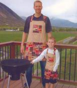 Sloppy Joes apron sewing pattern from Abbey Lane Quilts 3