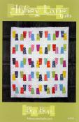Bip Bop quilt sewing pattern from Abbey Lane Quilts
