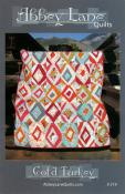 Cold Turkey quilt sewing pattern from Abbey Lane Quilts