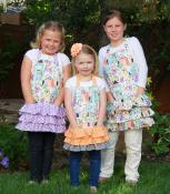Little Lady apron sewing pattern from Abbey Lane Quilts 2