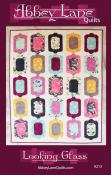 Looking Glass quilt sewing pattern from Abbey Lane Quilts