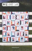 Manchester Park quilt sewing pattern from Abbey Lane Quilts