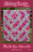 Maybe I'm Amazed quilt sewing pattern from Abbey Lane Quilts