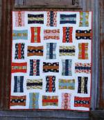 Mr. Kite quilt sewing pattern from Abbey Lane Quilts 2