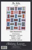 Mr. Kite quilt sewing pattern from Abbey Lane Quilts 1
