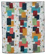 Suburban Skies quilt sewing pattern from Abbey Lane Quilts 2