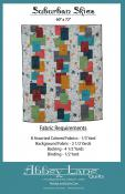 Suburban Skies quilt sewing pattern from Abbey Lane Quilts 1
