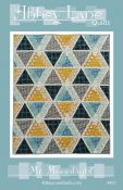 Mr. Moonlight quilt sewing pattern from Abbey Lane Quilts