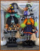 Stitchy Little Witchy sewing pattern from Abbey Lane Quilts 2