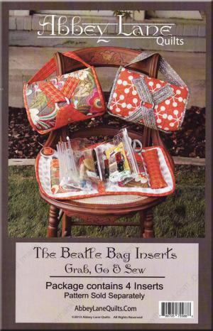 Beatle Bag INSERTS ONLY from Abbey Lane Quilts