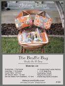 OUT OF STOCK...Beatle Bag sewing pattern from Abbey Lane Quilts
