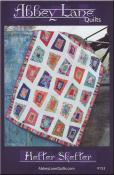 Helter Skelter quilt sewing pattern from Abbey Lane Quilts