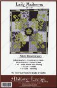 Lady Madonna quilt sewing pattern from Abbey Lane Quilts 2