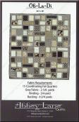 Ob-La-Di quilt sewing pattern from Abbey Lane Quilts 2