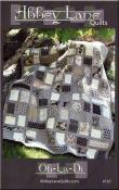 Ob-La-Di quilt sewing pattern from Abbey Lane Quilts