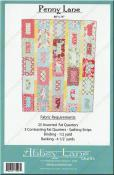 Penny Lane quilt sewing pattern from Abbey Lane Quilts 2