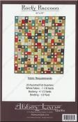 Rocky Raccoon quilt sewing pattern from Abbey Lane Quilts 2