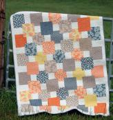 Shake, Rattle & Roll quilt sewing pattern from Abbey Lane Quilts 2
