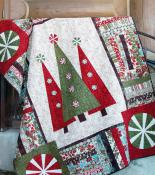 Step Into Christmas quilt sewing pattern from Abbey Lane Quilts 2