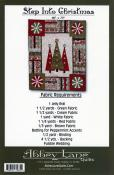 Step Into Christmas quilt sewing pattern from Abbey Lane Quilts 1
