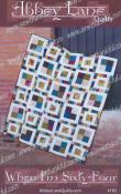 When I'm Sixty-four quilt sewing pattern from Abbey Lane Quilts