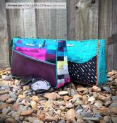 Carry All Flexi Clutch sewing pattern from Andrie Designs 2