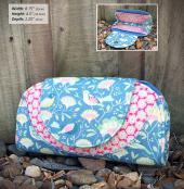 Cleo Everyday Wallet sewing pattern from Andrie Designs 2
