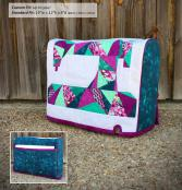 Made For Me Sewing Machine Cover sewing pattern from Andrie Designs 2