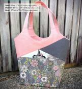 Stand Up and Tote Notice sewing pattern from Andrie Designs 2