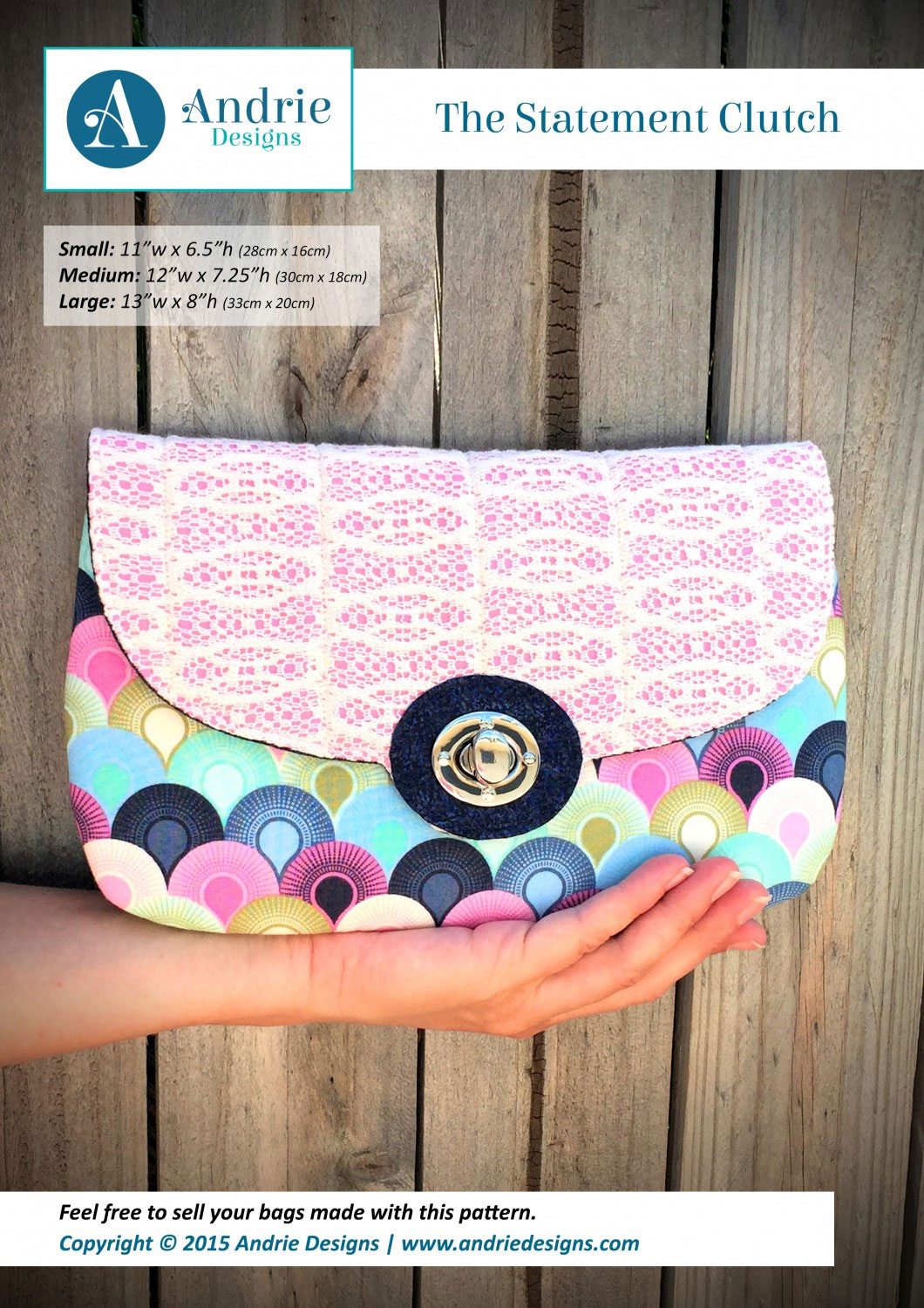 the-statement-clutch-sewing-pattern-andrie-designs-front