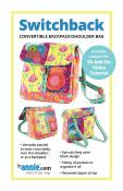 INTRODUCTORY SPECIAL - Switchback backpack sewing pattern from Annie Unrein
