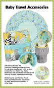 Baby Travel Accessories sewing pattern by Annie Unrein