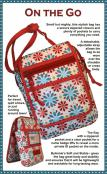 On The Go bag sewing pattern by Annie Unrien