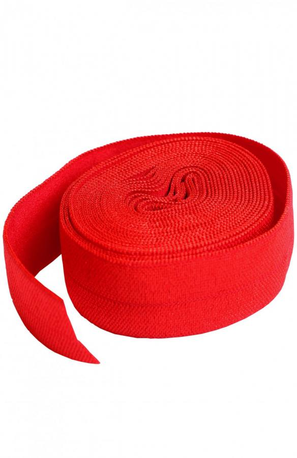 Fold Over Elastic by Annie Unrein - Atom Red