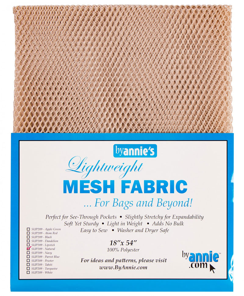 Polyester-Mesh-Fabric-Annie-Unrein-Natural-front