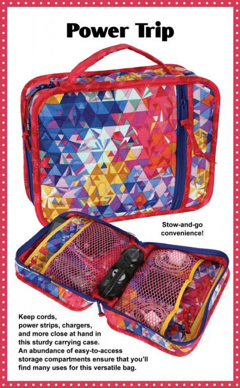 Power Trip sewing pattern by Annie Unrein