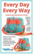 Every Day Every Way sewing pattern by Annie Unrein