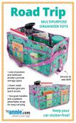 Road Trip Organizer sewing pattern by Annie Unrein