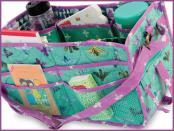 Road Trip Organizer sewing pattern by Annie Unrein 3