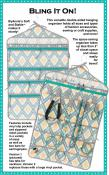 Bling It On sewing pattern by Annie Unrein
