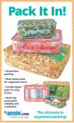 Pack It In sewing pattern by Annie Unrein