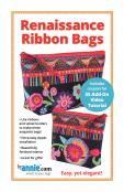 Renaissance Ribbon Bags sewing pattern by Annie Unrein