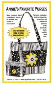 Annie's Favorite Purses sewing pattern by Annie Unrein