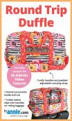 Round Trip Duffle sewing pattern by Annie Unrein