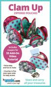 Clam Up sewing pattern by Annie Unrein
