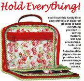 Hold Everything sewing pattern by Annie Unrein 2